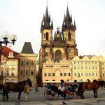 Трети март в Прага