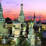 РУСИЯ- Москва и Санкт Петербург и БЕЛИТЕ нощи!✈