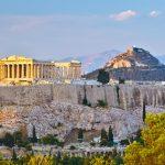 Атина и Остров Санторини