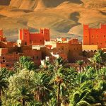 Мароко - имперските градове