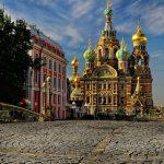 Москва и Санкт Петербург- столиците на имперска Русия!