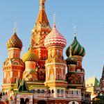 Москва и Санкт Петербург- звездите на Русия✈