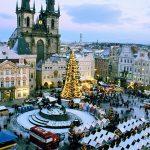ЧЕХИЯ- Коледните базари на Прага, 10-13 декември✈
