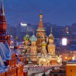 РУСИЯ- Москва преди Коледа!
