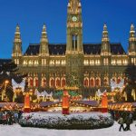 Предколедни Базари- Виена, Будапеща, Братислава