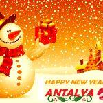 Нова Година 2019 в Анталия