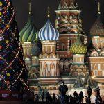 Нова година в Санкт Петербург и Москва