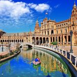 Мадрид, Андалусия и Мароко