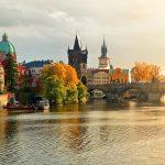 Септемврийски празници в Прага, 21-25 септември, самолетна програма.