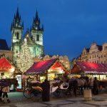 2018 Приказна Коледа в Прага