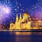 Нова година в Будапеща, посещение на Братислава и Виена