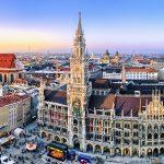 Мюнхен и Баварски Замъци