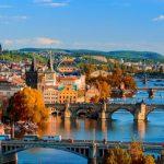 АВСТРИЯ- ЧЕХИЯ- Прага - Братислава - Будапеща - Виена