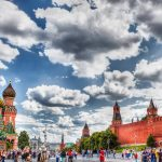 Русия: Москва и Санкт Петербург