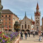 Мюнхен и баварските замъци от Варна