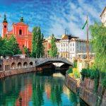 Загреб - Любляна - Постойна - езерото Блед