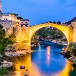 Босна и Херцеговина- Дървен град- Сараево- Босненски пирамиди- Мостар- Каменград!🚌