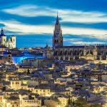 ИСПАНИЯ- Сарагоса- Мадрид- Толедо- Валенсия- Барселона