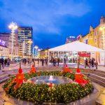 Нова година 2019 в Загреб