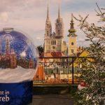 КОЛЕДНИТЕ СВЕТЛИНИ НА ЗАГРЕБ- Най-добър коледен базар в Европа за 2016, 2017 и 2018 година!🚌