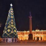 Нова година в Санкт Петербург и Москва❄ПРОМОЦИОНАЛНА ЦЕНА до 15.11.2018✈☃🌠