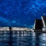Санкт Петербург и Моска