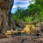 Преображенски манастир, Хотнишки водопад и Еменска екопътека