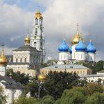 Москва и Златния пръстен на Русия