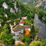 Клисурски манастир, Черепишки манастир и манастир Седемте престола