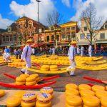 Холандия- сирене, сабо и още нещо!