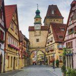 Романтиката на Бавария и очарованието на Елзас