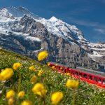 ШВЕЙЦАРИЯ и ИТАЛИЯ - незабравимо преживяване с Червената железница!