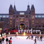Предколедна Холандия и светлините на Амстердам