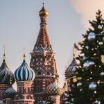 РУСИЯ- Предколедна Москва!