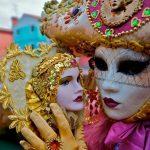 ИТАЛИЯ- Карнавалът във Венеция !