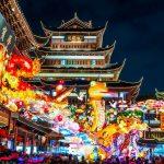 Мегаполисите на Китай - Шанхай и Пекин през март