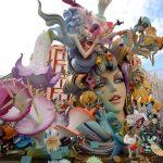 ИСПАНИЯ- Карнавалът Fallas във Валенсия, 2020✈