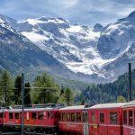 ШВЕЙЦАРИЯ и ИТАЛИЯ- искам да замина с Червената Бернина