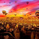 КАПАДОКИЯ- Великденски и Майски празници