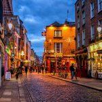 Дъблин- духът на Ирланската Коледа