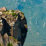 Гърция- магията на Метеора