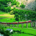 ШВЕЙЦАРИЯ и ИТАЛИЯ– Езера и Алпийско приключение с Глетчер експрес