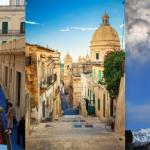 ИТАЛИЯ- Остров Сицилия- За да се почуствате като в картичка