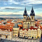 Прага 55+ и приятели!Тръгване от Варна, Шумен, Велико Търново, Плевен!