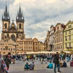 Прага- вълшебна и очарователна! Полет от София✈