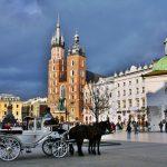 ПОЛША- Краков - Варшава - Лодз🚌