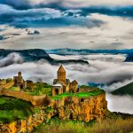 ГРУЗИЯ И АРМЕНИЯ- Прелестните кралици на Кавказ