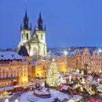 ЧЕХИЯ- Прага- Коледни базари