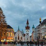 Мюнхен - коледни базари - със самолет