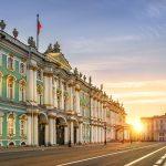 Величието на Москва и Санкт Петербург-Приказното сияние на Белите нощи, 14-20 юни 2020